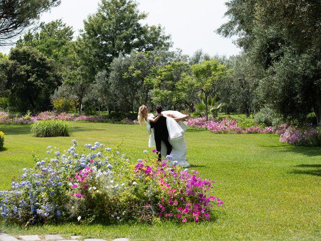 Il matrimonio di Antonio e Naomi a Torre del Greco, Napoli 28