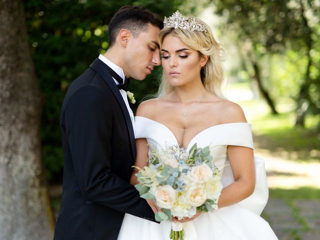Il matrimonio di Antonio e Naomi a Torre del Greco, Napoli 30