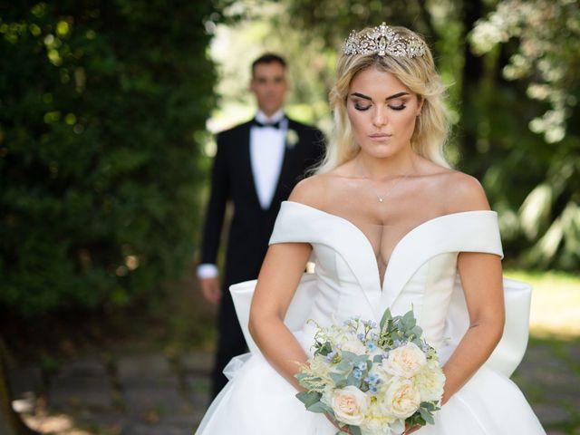 Il matrimonio di Antonio e Naomi a Torre del Greco, Napoli 31