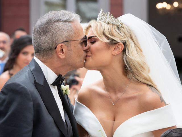 Il matrimonio di Antonio e Naomi a Torre del Greco, Napoli 33