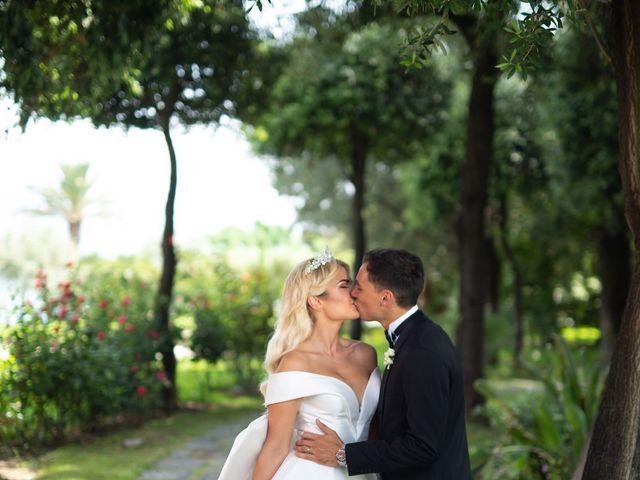 Il matrimonio di Antonio e Naomi a Torre del Greco, Napoli 35