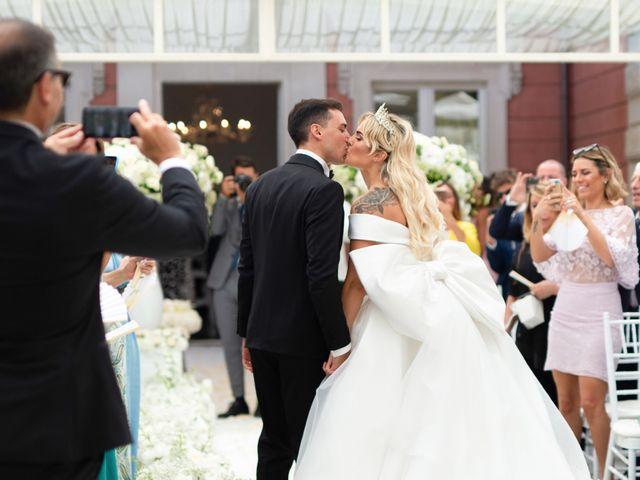 Il matrimonio di Antonio e Naomi a Torre del Greco, Napoli 36