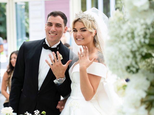 Il matrimonio di Antonio e Naomi a Torre del Greco, Napoli 37