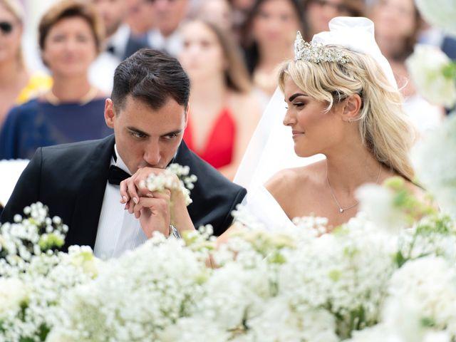 Il matrimonio di Antonio e Naomi a Torre del Greco, Napoli 39