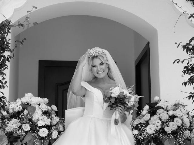 Il matrimonio di Antonio e Naomi a Torre del Greco, Napoli 43