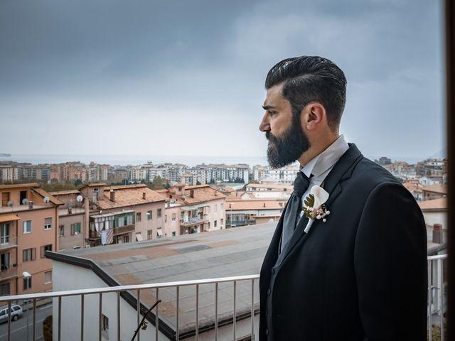 Il matrimonio di Daniele e Maria Rosaria a Salerno, Salerno 3