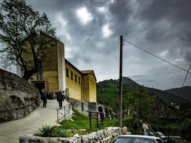 Il matrimonio di Daniele e Maria Rosaria a Salerno, Salerno 8