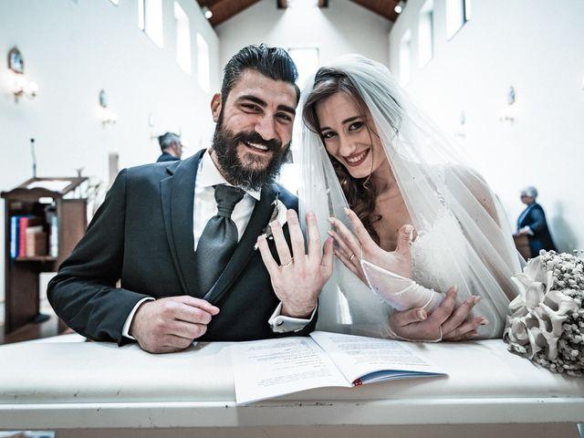 Il matrimonio di Daniele e Maria Rosaria a Salerno, Salerno 10