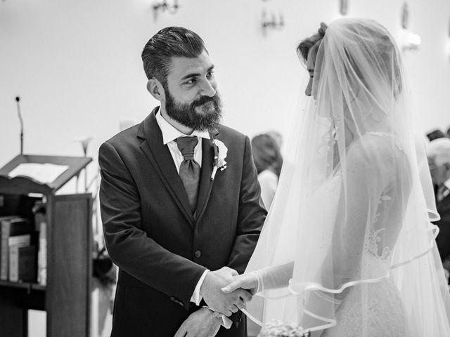 Il matrimonio di Daniele e Maria Rosaria a Salerno, Salerno 28