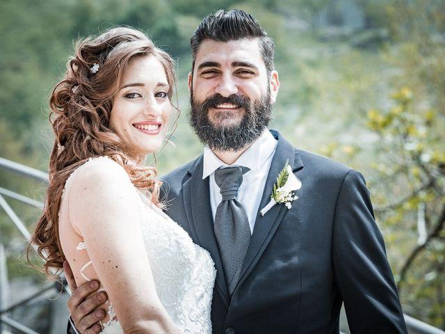 Il matrimonio di Daniele e Maria Rosaria a Salerno, Salerno 30