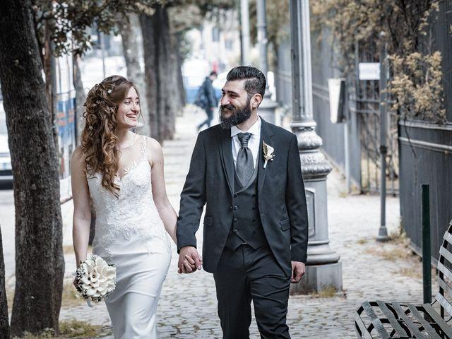Il matrimonio di Daniele e Maria Rosaria a Salerno, Salerno 32