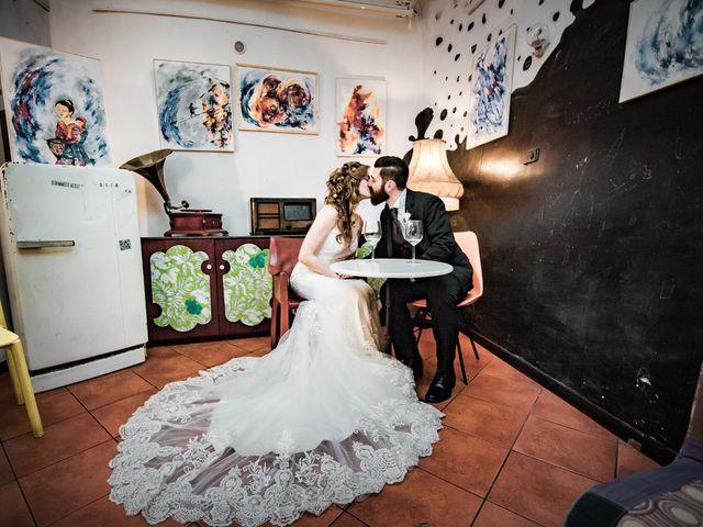 Le nozze di Maria Rosaria e Daniele