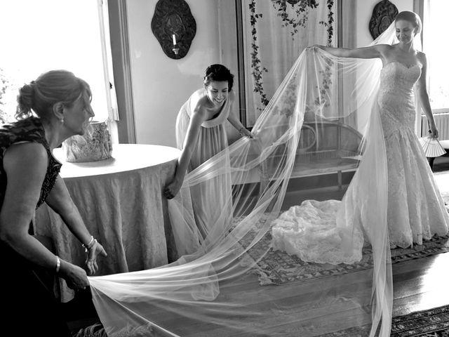 Il matrimonio di Lorenzo e Giulia a Sestri Levante, Genova 10