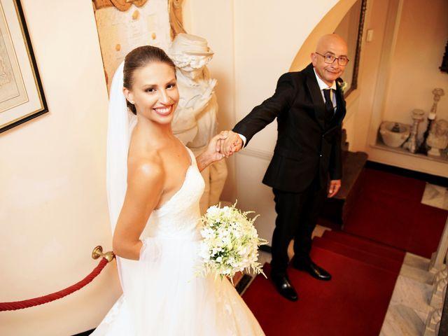 Il matrimonio di Lorenzo e Giulia a Sestri Levante, Genova 14
