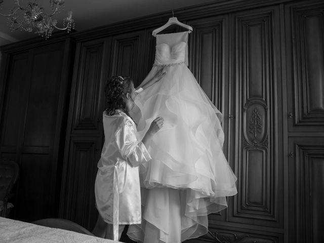Il matrimonio di Andrea e Roberta a San Francesco al Campo, Torino 11