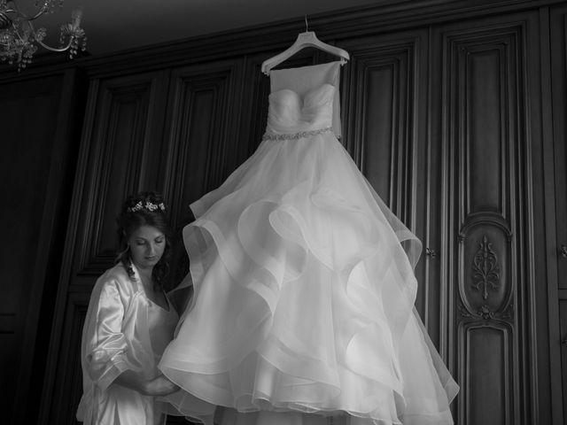 Il matrimonio di Andrea e Roberta a San Francesco al Campo, Torino 13