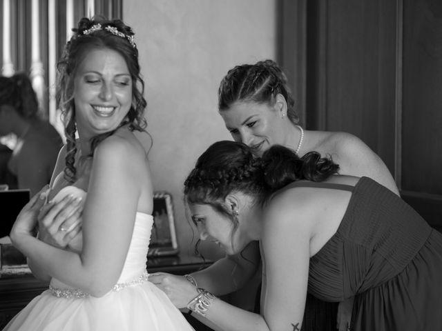 Il matrimonio di Andrea e Roberta a San Francesco al Campo, Torino 15