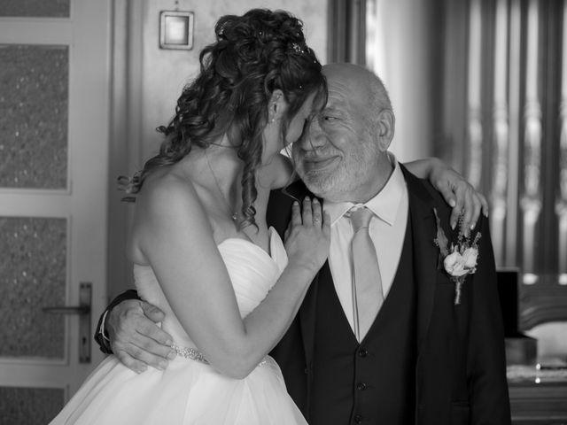 Il matrimonio di Andrea e Roberta a San Francesco al Campo, Torino 19