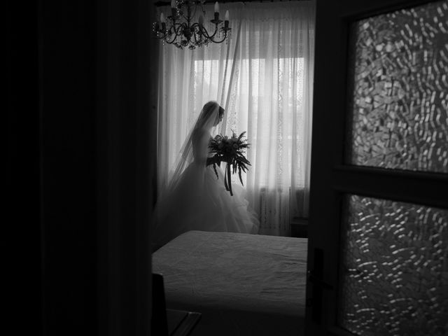 Il matrimonio di Andrea e Roberta a San Francesco al Campo, Torino 22