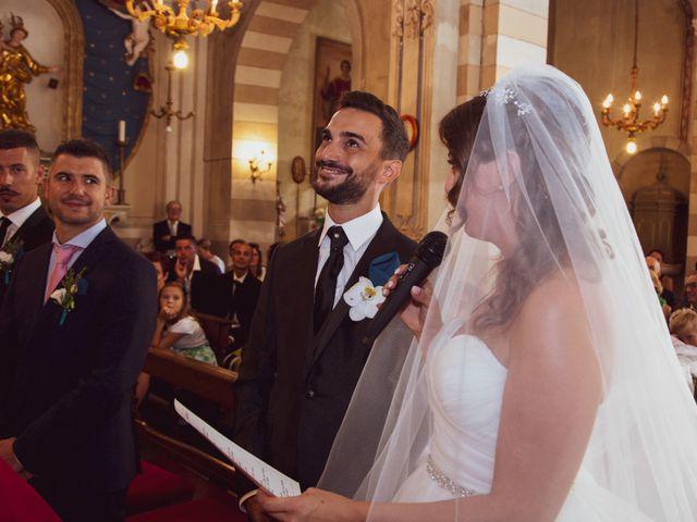 Il matrimonio di Andrea e Roberta a San Francesco al Campo, Torino 23