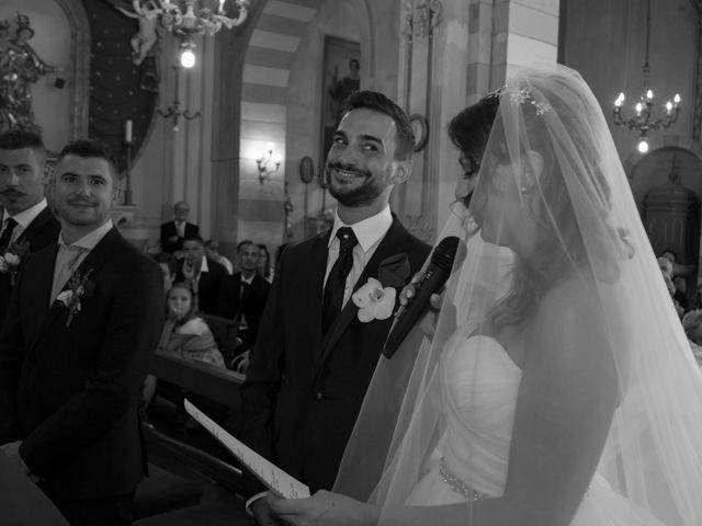 Il matrimonio di Andrea e Roberta a San Francesco al Campo, Torino 24