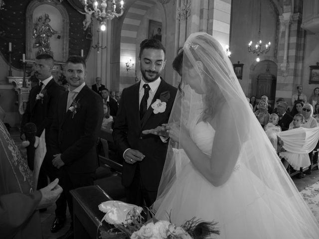 Il matrimonio di Andrea e Roberta a San Francesco al Campo, Torino 25