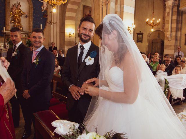 Il matrimonio di Andrea e Roberta a San Francesco al Campo, Torino 26