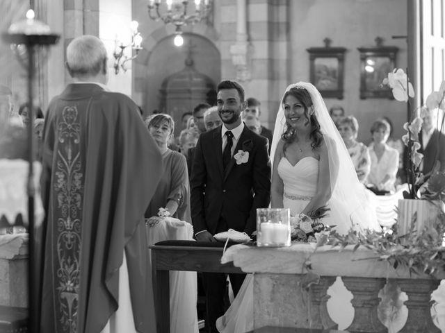 Il matrimonio di Andrea e Roberta a San Francesco al Campo, Torino 28