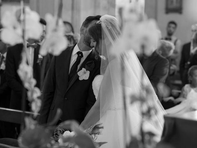 Il matrimonio di Andrea e Roberta a San Francesco al Campo, Torino 30