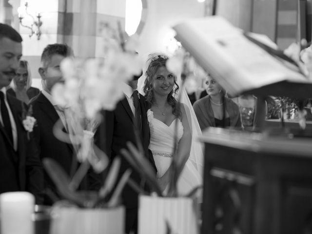 Il matrimonio di Andrea e Roberta a San Francesco al Campo, Torino 31