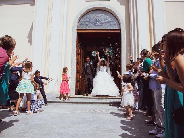 Il matrimonio di Andrea e Roberta a San Francesco al Campo, Torino 32