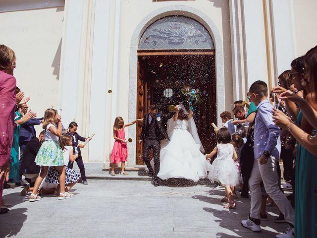 Il matrimonio di Andrea e Roberta a San Francesco al Campo, Torino 33