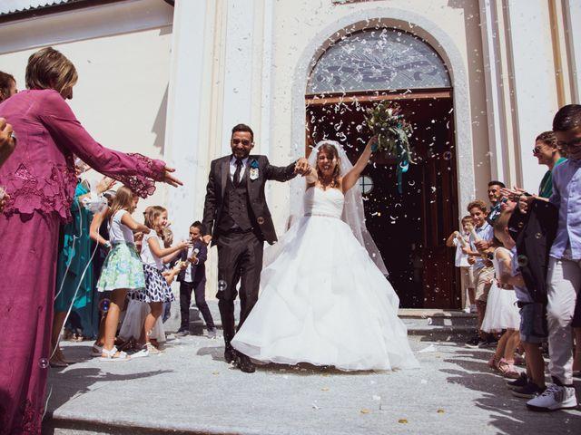 Il matrimonio di Andrea e Roberta a San Francesco al Campo, Torino 34