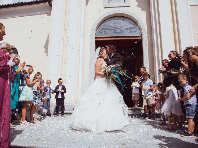 Il matrimonio di Andrea e Roberta a San Francesco al Campo, Torino 35