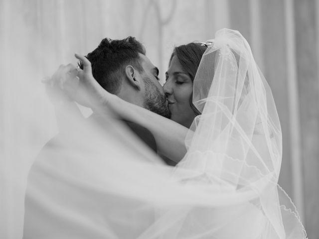 Il matrimonio di Andrea e Roberta a San Francesco al Campo, Torino 1