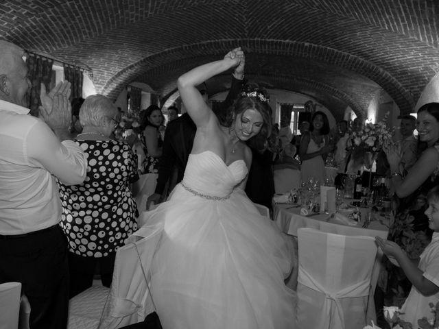 Il matrimonio di Andrea e Roberta a San Francesco al Campo, Torino 38