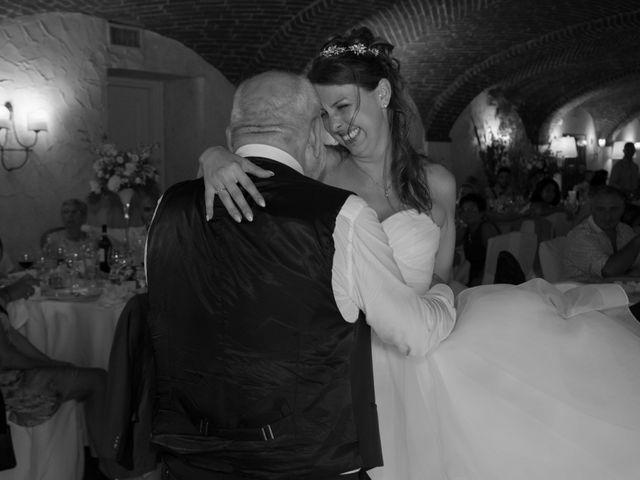 Il matrimonio di Andrea e Roberta a San Francesco al Campo, Torino 40