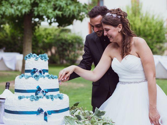 Il matrimonio di Andrea e Roberta a San Francesco al Campo, Torino 43