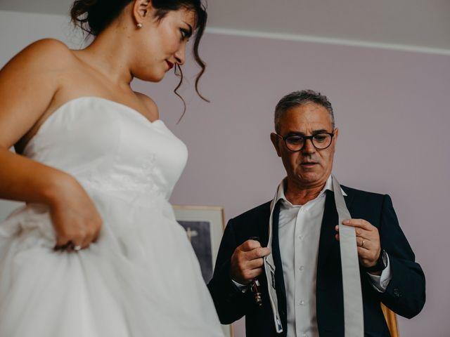 Il matrimonio di Filippo e Daria a Appiano Gentile, Como 19