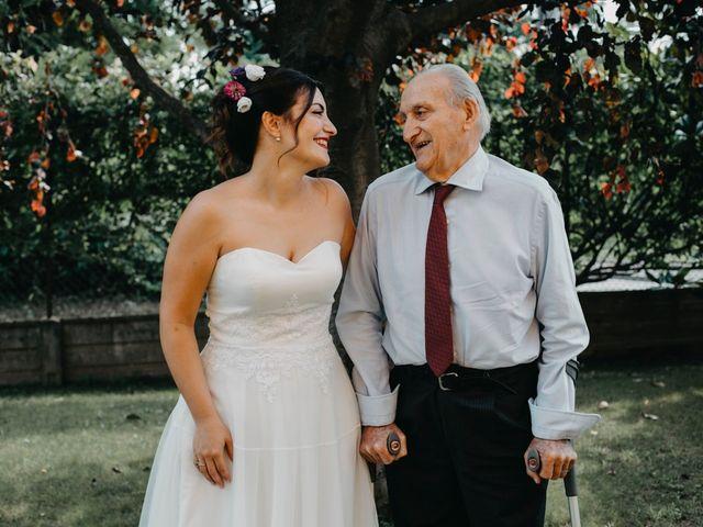 Il matrimonio di Filippo e Daria a Appiano Gentile, Como 26