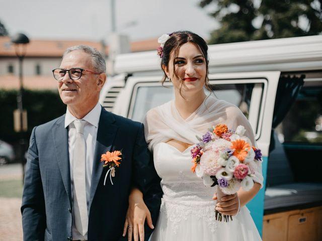 Il matrimonio di Filippo e Daria a Appiano Gentile, Como 38