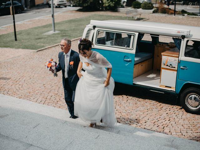 Il matrimonio di Filippo e Daria a Appiano Gentile, Como 39