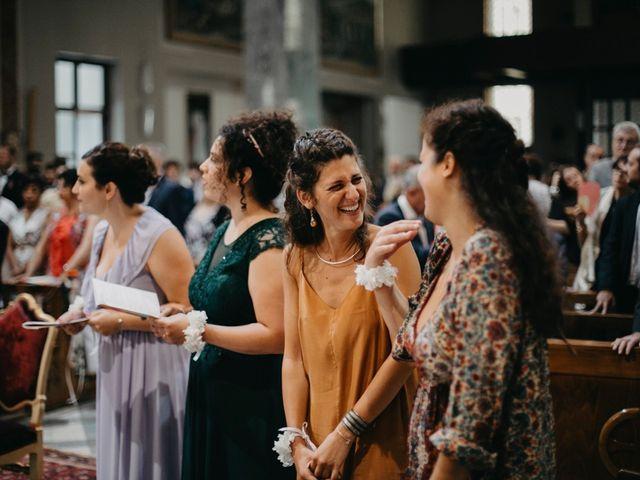 Il matrimonio di Filippo e Daria a Appiano Gentile, Como 45