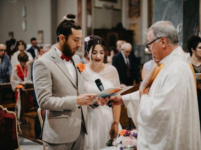 Il matrimonio di Filippo e Daria a Appiano Gentile, Como 48