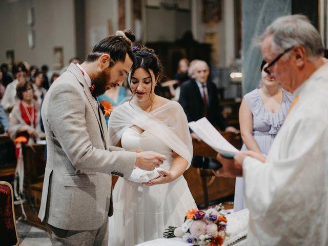 Il matrimonio di Filippo e Daria a Appiano Gentile, Como 50