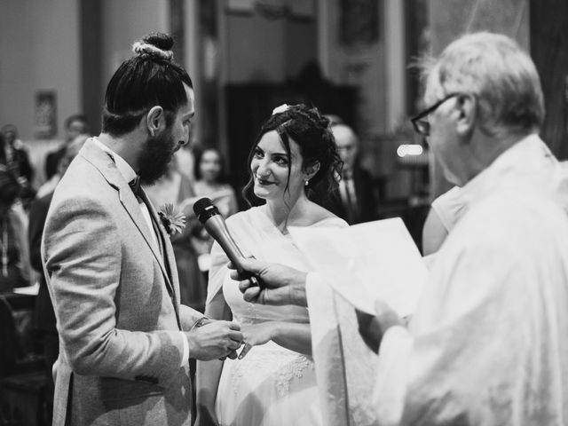Il matrimonio di Filippo e Daria a Appiano Gentile, Como 51