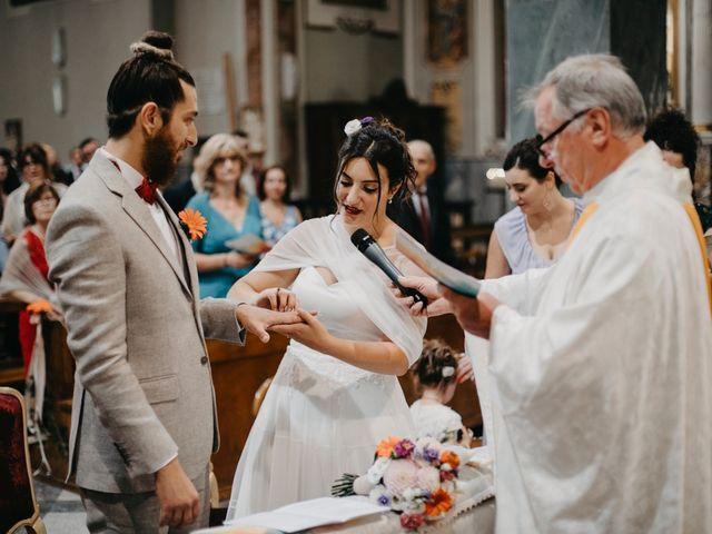 Il matrimonio di Filippo e Daria a Appiano Gentile, Como 52