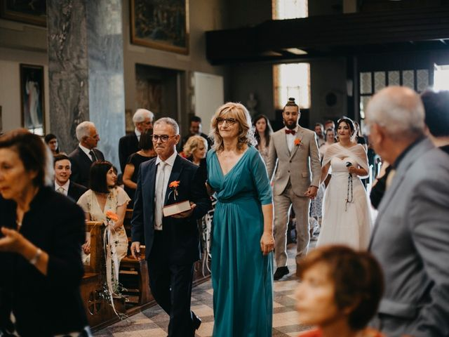 Il matrimonio di Filippo e Daria a Appiano Gentile, Como 55