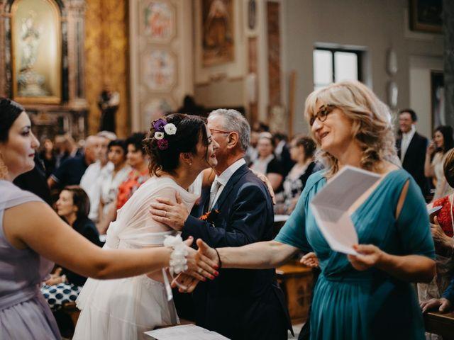 Il matrimonio di Filippo e Daria a Appiano Gentile, Como 58