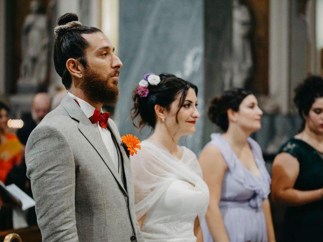 Il matrimonio di Filippo e Daria a Appiano Gentile, Como 61